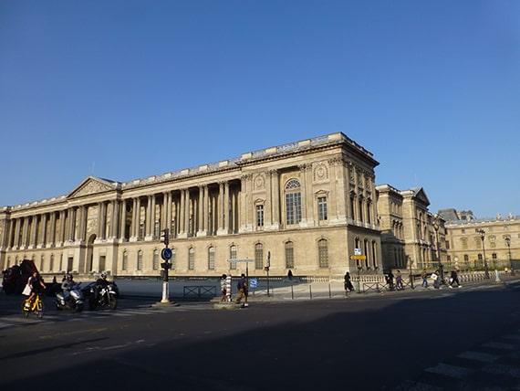 musée du louvre, inspiration de beauté
